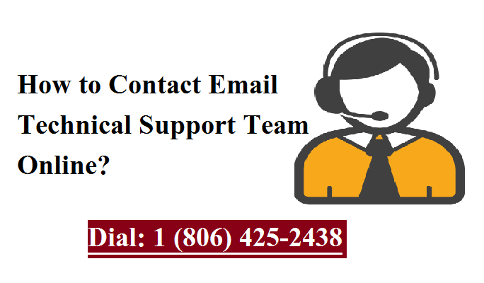 1-806-425-2438 How to Contact Email Technical Support Team Online?